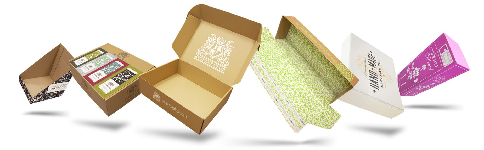 Diamond Box Manufacturers of packaging and cardboard boxes