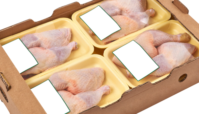 Poultry-packaging