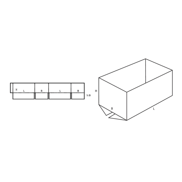 Fefco 0200 Boxes