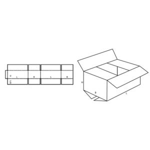 Fefco 0201 Boxes