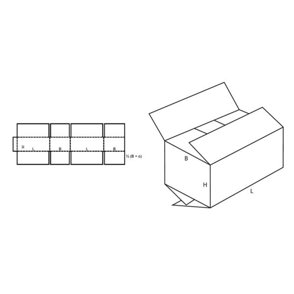 Fefco 0202 Boxes