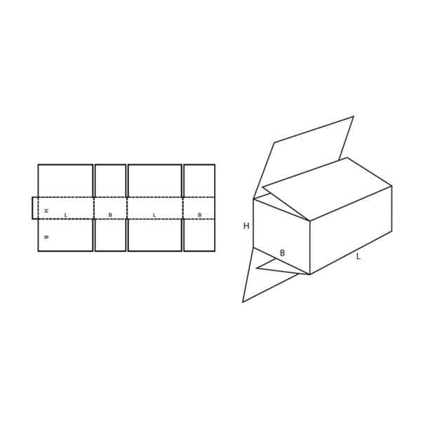 Fefco 0203 Boxes