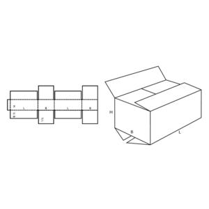 Fefco 0204 Boxes