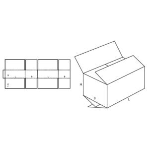 Fefco 0205 Boxes