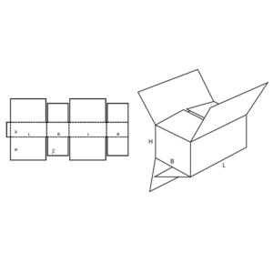 Fefco 0206 Boxes
