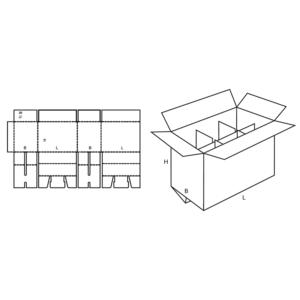 Fefco 0207 Boxes