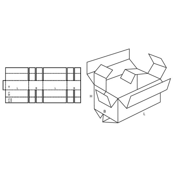 Fefco 0208 Boxes
