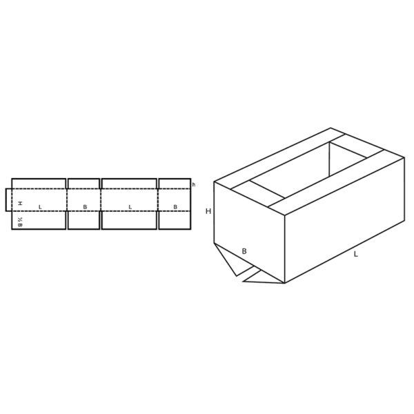 Fefco 0209 Boxes