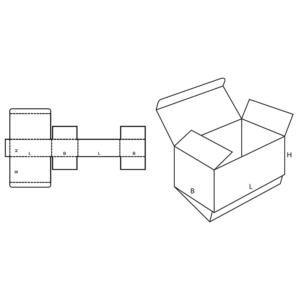 Fefco 0210 Boxes