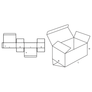 Fefco 0211 Boxes
