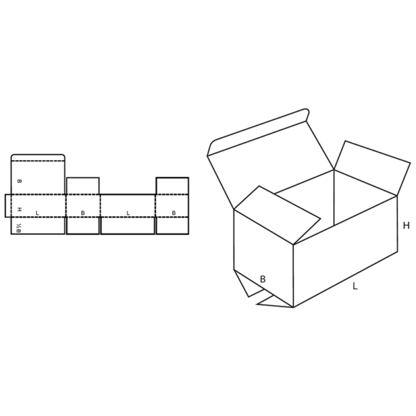 Fefco 0212 Boxes