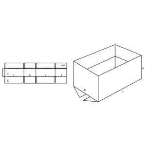 Fefco 0214 Boxes
