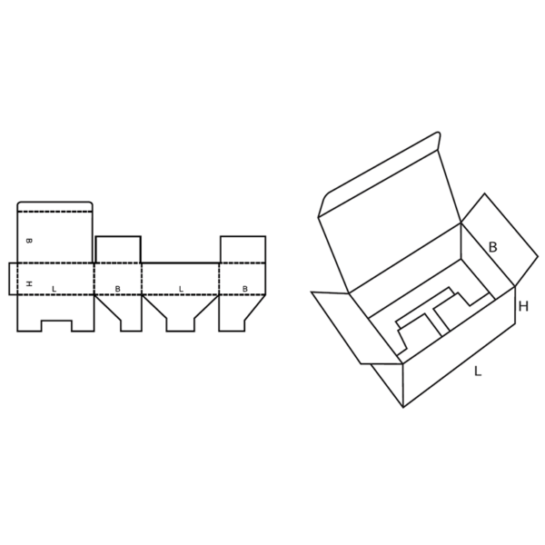 Fefco 0215 Boxes