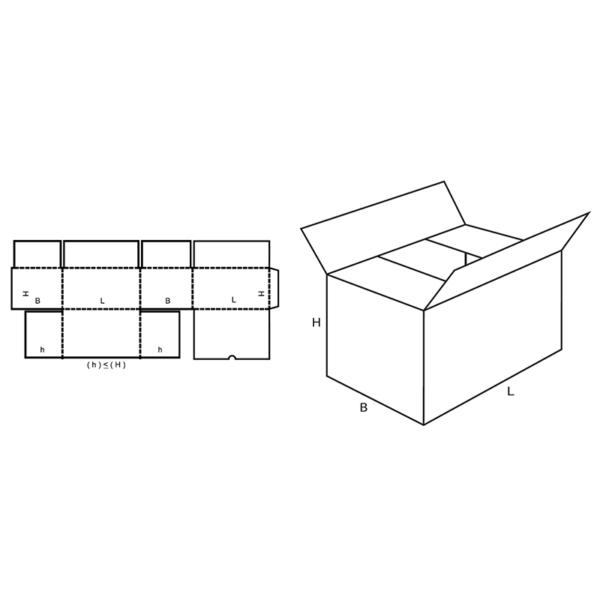 Fefco 0225 Boxes