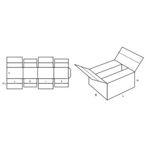 Fefco 0229 Boxes