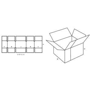Fefco 0230 Boxes