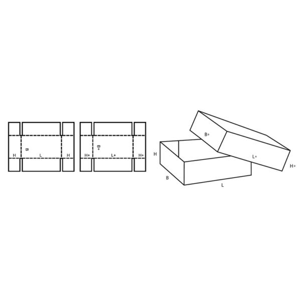 Fefco 0300 Boxes