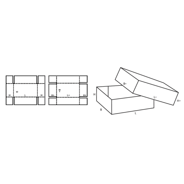 Fefco 0301 Boxes