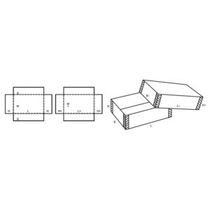 Fefco 0302 Boxes