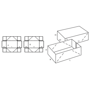 Fefco 0303 Boxes