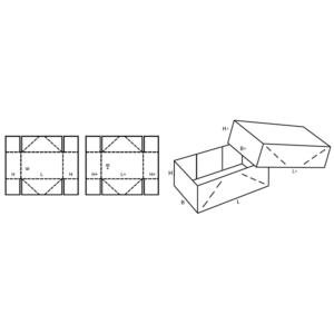 Fefco 0304 Boxes