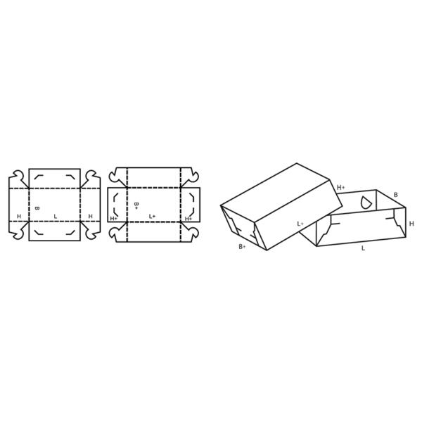 Fefco 0307 Boxes
