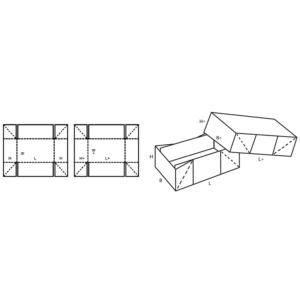 Fefco 0308 Boxes