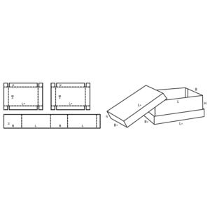 Fefco 0310 Boxes