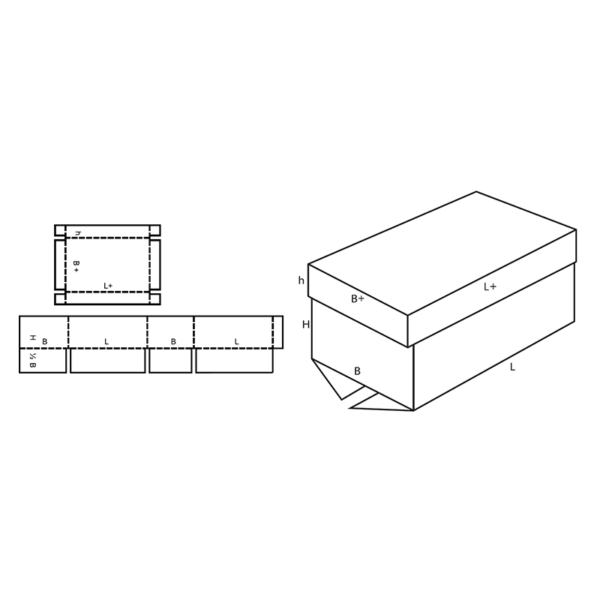 Fefco 0312 Boxes