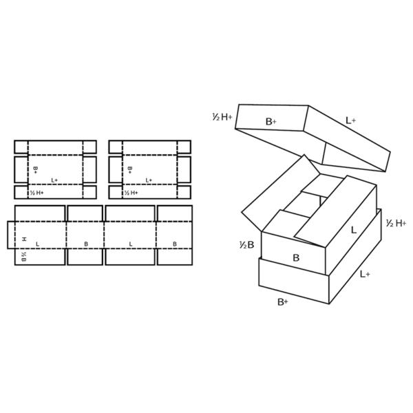 Fefco 0313 Boxes