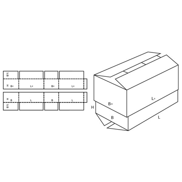 Fefco 0320 Boxes