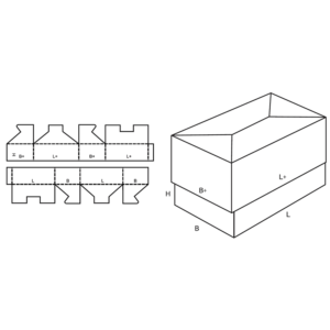 Fefco 0321 Boxes
