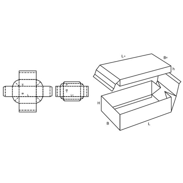 Fefco 0323 Boxes