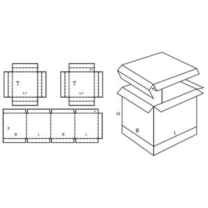 Fefco 0325 Boxes