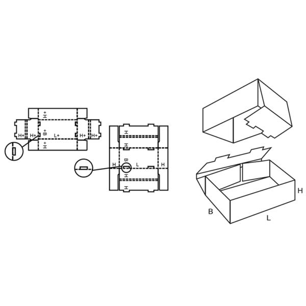 Fefco 0330 Boxes