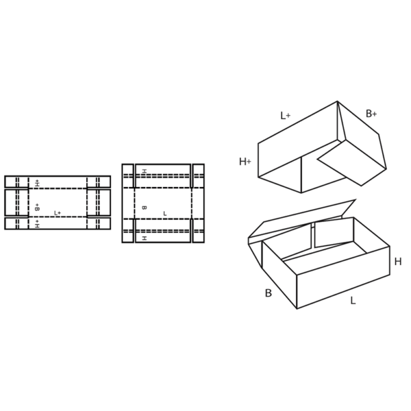 Fefco 0331 Boxes