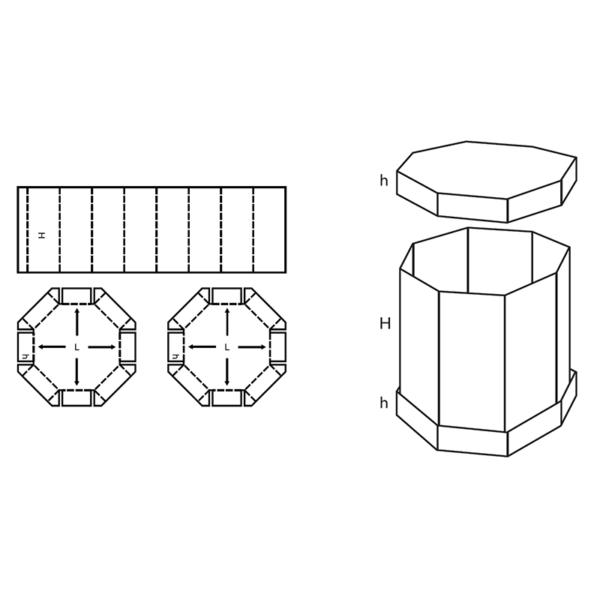 Fefco 0350 Boxes