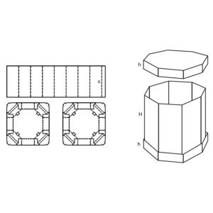 Fefco 0351 Boxes