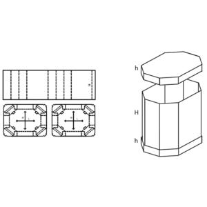 Fefco 0352 Boxes