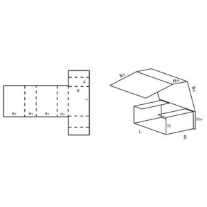 Fefco 0400 Boxes