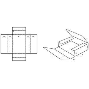 Fefco 0401 Boxes