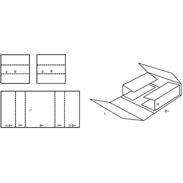Fefco 0405 Boxes