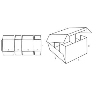 Fefco 0406 Boxes