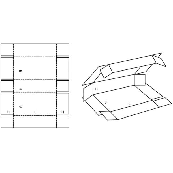 Fefco 0409 Boxes