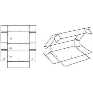 Fefco 0410 Boxes