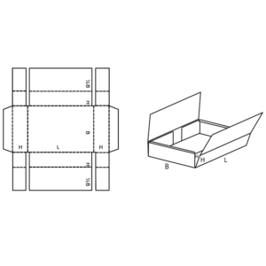 Fefco 0412 Boxes