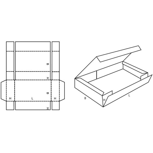 Fefco 0413 Boxes
