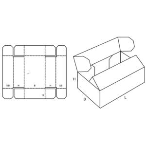 Fefco 0416 Boxes