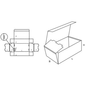 Fefco 0421 Boxes