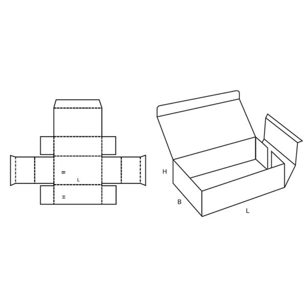 Fefco 0428 Boxes